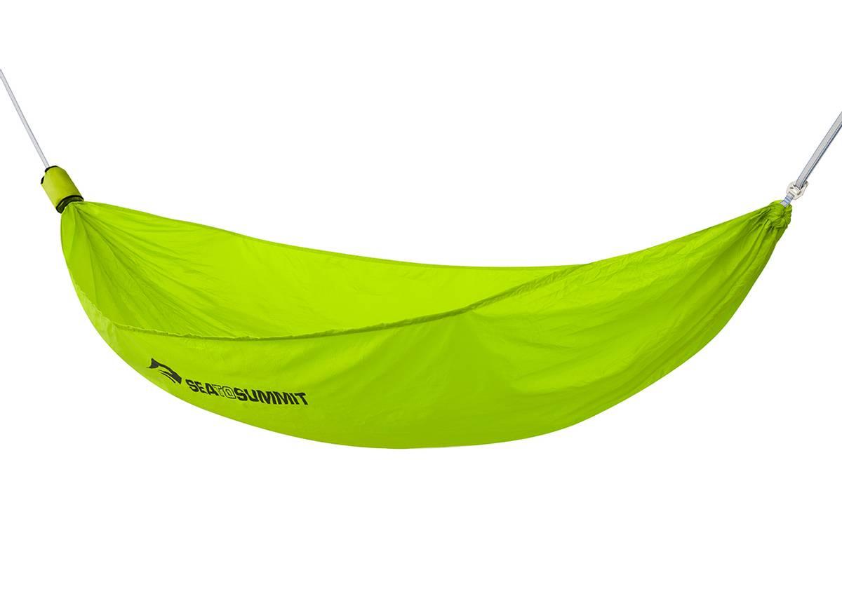 Sea to Summit Hammock Set Pro Single Green (m/festestropper)