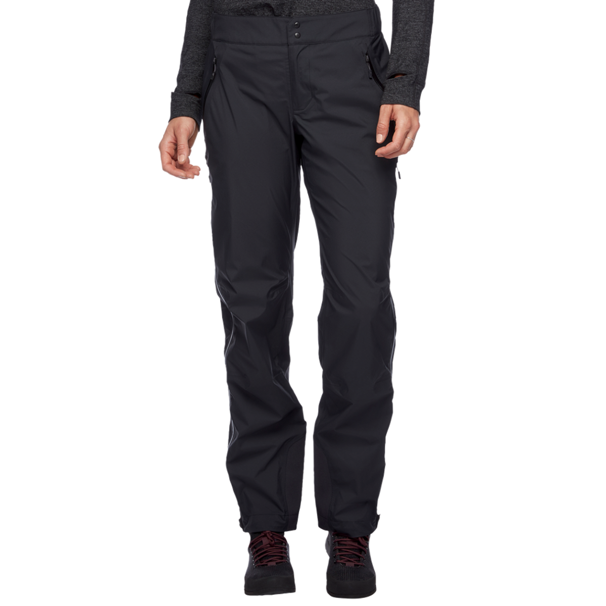 Black Diamond W Highline Stretch Pants Black